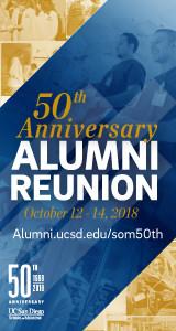 UCSD SOM 50th Anniversary Reunion