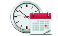 medical practice deadlines